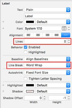 UITableView: Automatic Row Height - Thomas Hanning