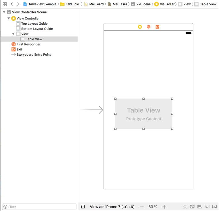 UITableView - Tutorial For Beginners - Thomas Hanning